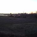Photos: 荒川に着きました。ここからが本当のスタート。初日の出見るために人...
