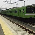 写真: JR西日本:201系(ND615)-01