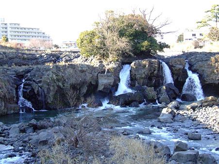鮎壷の滝 2011.3.23