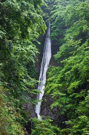 洒水の滝 2012.6.1-2
