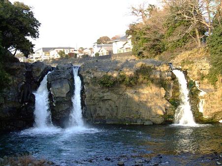 五竜の滝 2011.1.29-2