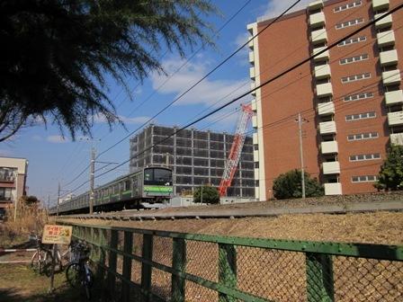 町田市役所の建設
