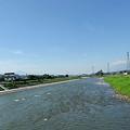 写真: 普段の天竜川