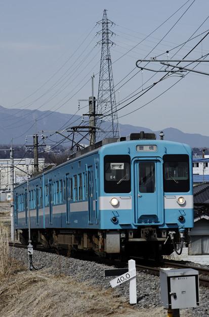 E4ちゃん、日本最急勾配を登る!