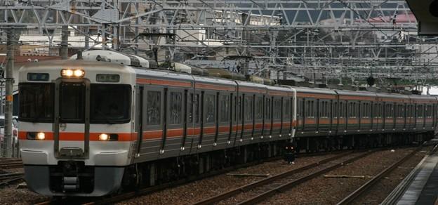 JR東海313系1000番台+211系5000番台