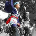 写真: 上總組_27 - 原宿表参道元氣祭 スーパーよさこい 2011
