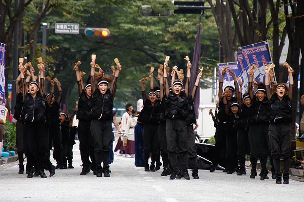 パワフル_01 - 良い世さ来い2010 新横黒船祭