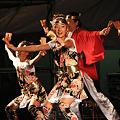 写真: よさこい桂友会_07 - 良い世さ来い2010 新横黒船祭