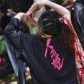 朝霞なるこ人魚姫_11 - よさこい祭りin光が丘公園2011