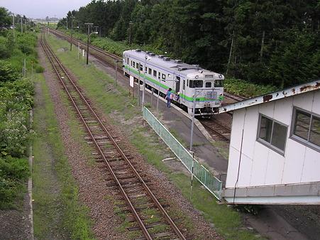 東滝川駅8