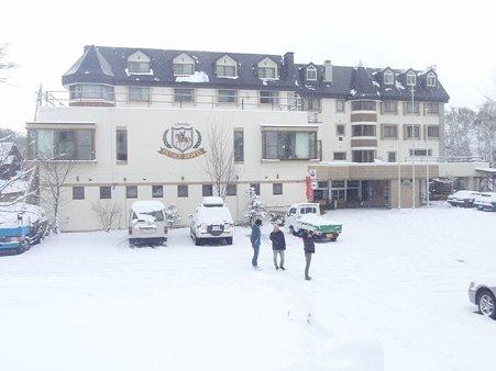 雪が降りました (3)