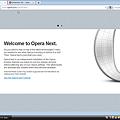 写真: Opera Next(11.50 alpha)をインストール!