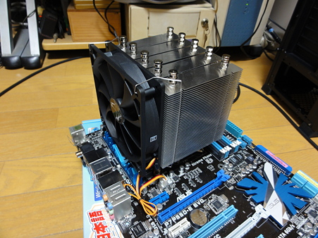 CPU クーラー