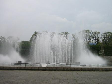 北浦和公園の音楽噴水 004