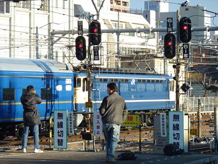 EF65 + 24系@大宮駅[3/4]