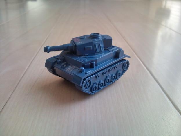 コンバットチョロQ C-16 ?号戦車F型