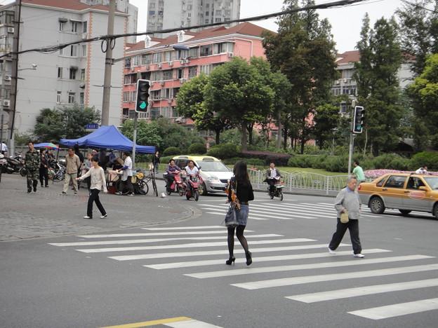 水城路交差点 (上海)
