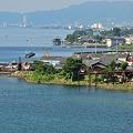 Photos: 琵琶湖大橋からの景色♪