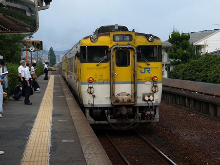 キハ40(湯田温泉駅)3