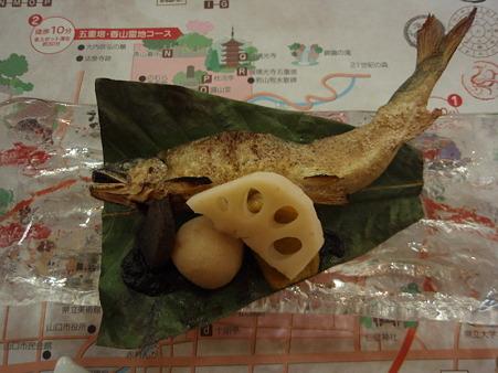 「西の雅 常盤」の食事5