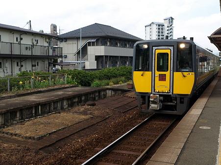 キハ187系スーパーおき2号(湯田温泉駅)4