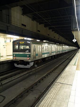 205系埼京線(大宮駅)8