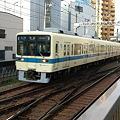 8000形(小田急藤沢駅)2