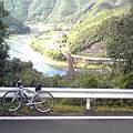 Photos: 四万十川沿いの旧道を通ろう...