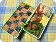 11.04 鮭海苔弁のお弁当(長男)040