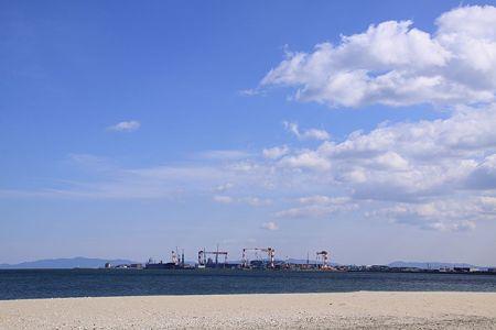 津の阿漕浦海浜公園