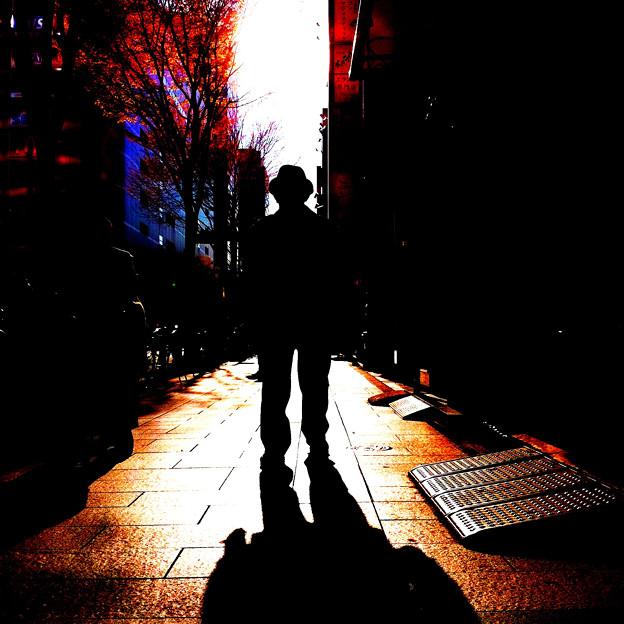 Gentleman of shadow.