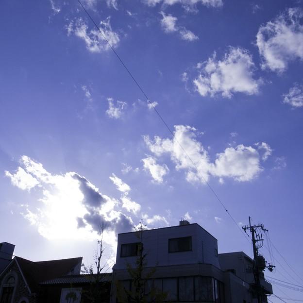 Photos: 2010-11-27の空