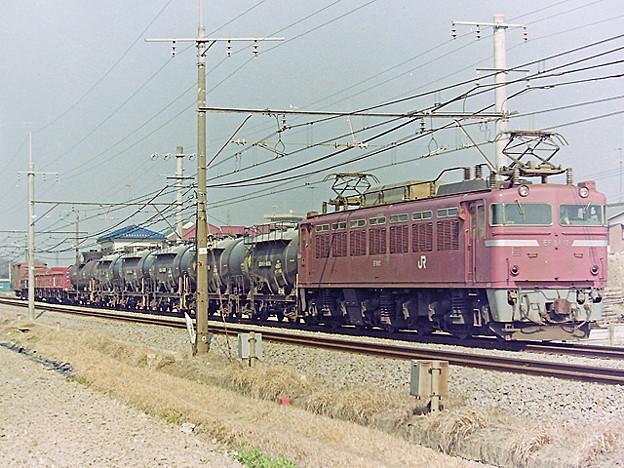 EF 81 12 貨物列車
