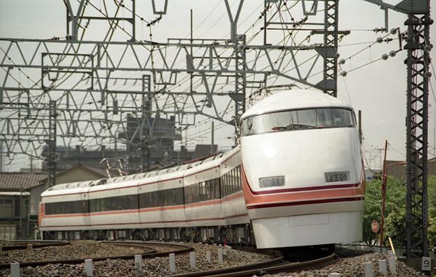 Photos: 100系 【特急】スペーシア けごん