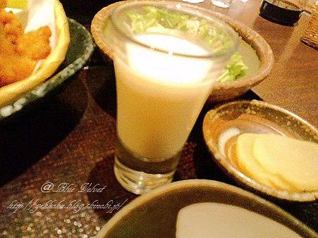 茂蔵丸井草加店 豆乳