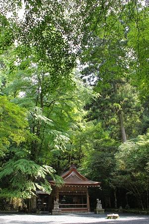 貴船神社奥宮4