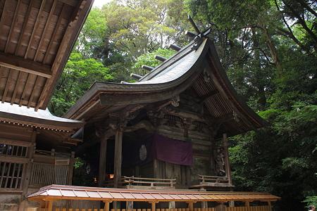高千穂神社・本殿