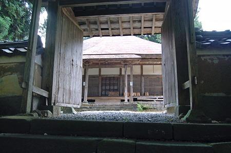 2010年08月15日奈良旧都祁村来迎寺