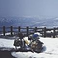 雪の八幡平