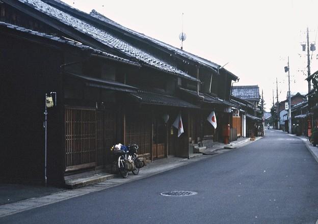 Photos: 祝日の岐阜市 玉井町