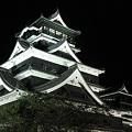 Photos: 中秋の名月 熊本城5