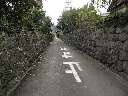 島原武家屋敷街