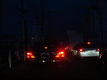 3月15日 計画停電