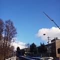 Photos: 晴れ!雪なんか嫌いだー!