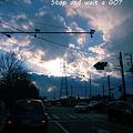 Photos: Stop and wait a GO?