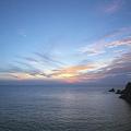 Photos: 日本海、日没後