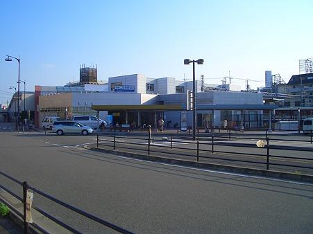 西鉄二日市駅(2)