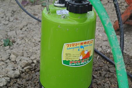 かん水用ポンプ