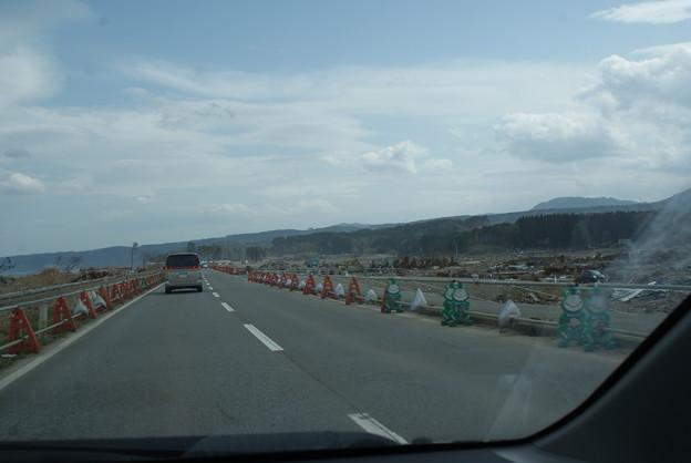Photos: 岩手県野田村の津波被災現場3