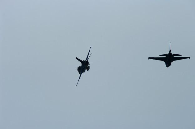 F-2・フォーメーションアプローチ(2)